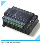 """RS485/232 e PLC T-901 (32DI) di Ethernet con software, cavo ed il """" server """" di programmazione liberi del cemento Portland comune"""