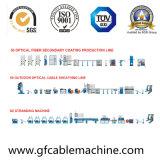 Cadena de producción del cable óptico de FTTH