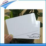 Cartão de PVC branco padrão Cr80 30mil disponíveis personalizada