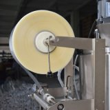 Vffs Saco Plástico Automática máquina de embalagem de óleo de coco