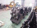 На заводе колесного экскаватора пресса высокого качества почвы
