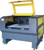 Machines de découpage de laser d'étiquette d'appareil-photo du CCD Ets-1280, fournisseur de machine de découpage de laser de Chine