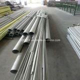 La SGS 304 tuyaux sans soudure en acier inoxydable 316