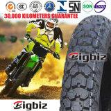 3.00-21 Gomma nera utilizzata del motociclo per il servizio del Sudan