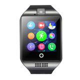 Montre intelligente incurvée de montre de Bluetooth d'écran d'homme d'affaires sec de téléphone