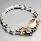 Bracelet de perles en verre (SLC8269)