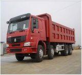 Sinotruk HOWO 8x4のダンプトラック