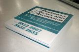 最もよい価格のカスタム高品質の防水プラスチックPP Corflute印の印刷