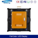 Fondo de la etapa de alta definición P3 en el interior del panel de LED RGB