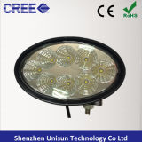 "12V 6 ""40W Oval CREE LED Work Light pour John Deere"