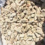높은 반토 시멘트에 사용되는 태워서 석회로 만들어진 보크사이트