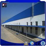 Edificios de acero prefabricados de alta resistencia para el almacén, taller, almacenaje