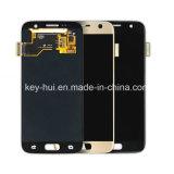 Жк-дисплей с сенсорным экраном Aaaa заводская цена качество для Samsung S7