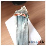 Multi Color Soft UL1007 resistente al agua plana de 50 pines del cable eléctrico
