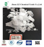 A soda cáustica de venda da fábrica de Jinan diretamente lasc na boa qualidade