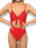 최신 판매 여자 섹시한 한 조각 비키니 수영복