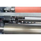 De Hoge snelheid die van het Met een laag bedekte Document van pp Machine met Lading Shaftless scheuren