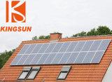 Residencial de alta eficiencia de potencia Mono/Poly Kits del sistema solar