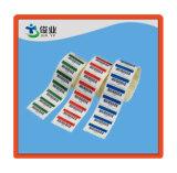 Стабилизатор поперечной устойчивости штрих-кодов на наклейке/клей индивидуальную подпись