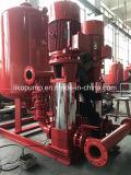 La lucha contra incendios centrífugas bomba de agua para uso de hidrantes