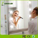 indicatore luminoso dello specchio della stanza da bagno dell'hotel di Dimmable LED del sensore di tocco di 10W 6000K