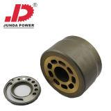 建設用機器の幼虫SBS120のための小型掘削機油圧ポンプ予備品