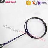 Nano7-3K a fibra de carbono Badminton Racquet.
