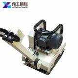 máquinas de construção de estradas do compactador de placa vibratória