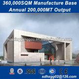 ISO 9001 Ohsas 18001 de Gebruikende Japanse Materiële Structurele Bouw