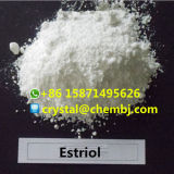 Las hormonas femeninas Estriol esteroides en polvo para la atención de salud CAS 50-27-1