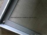 Feritoia di alluminio fissa personalizzata marina dello sfiato