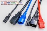 Удлинитель Австралии/кабель или кабель питания (САА) (10A/250V) C19 C20