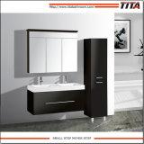 Hoher Glanz weiße MDF-Badezimmer-Eitelkeit TM8250b