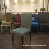 装飾される卸し売り高級な現代ファブリック模倣された木の椅子を食事する