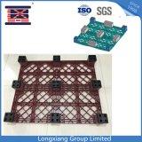 Grande perfuradas de HDPE Reciclar para a indústria de paletes de plástico em Rack