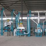 500kg/H de Machine van het Malen van de maïs in Nairobi Kenia