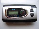 Kit de coche manos libres portátil con pantalla de Caller ID