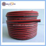 Красный черный кабель динамика продаж двух громкоговорителей с возможностью горячей замены плоский кабель 4 мм