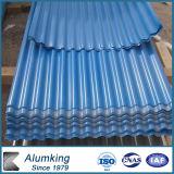 Алюминиевый корпус катушки/лист/пластины для гофрированный лист/панель люка крыши