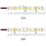 UL SMD 1210 60 LEDs/M適用範囲が広いLEDのストリップ