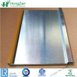 Panneaux d'Honeycomb en aluminium pour la décoration intérieure