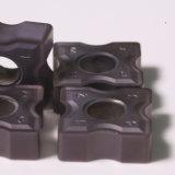 Производство на заводе Zhuzhou фаски вставки из карбида вольфрама Snmg120408