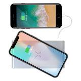 Certificat Savorigroup SPN1 Qi Fast 10000mAh Banque d'alimentation sans fil pour iPhone/Xiaomi