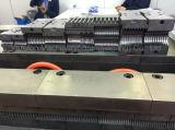 PE PP PVC Tubo corrugado de doble pared de la línea de producción de la máquina de extrusión