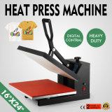 """Concha Digital 16"""" X 24"""" (40 X 60 cm) de transferencia de la prensa de calor T-Shirt por sublimación de la máquina"""