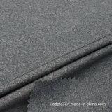 Fios de frente e verso Tingidos de misturas de poliéster elastano tecido corte livre