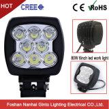 Faible coût 80W 6pouce CREE LED pour usage intensif des feux de travail (GT1025-80W)