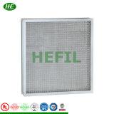 OEM maille lavable en aluminium élargi châssis métallique G4 de filtre à air
