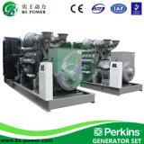 1200 квт / 1500 ква резервного питания генератор с двигателем Perkins 4012-46twg3a и Лерой Somer генератор переменного тока