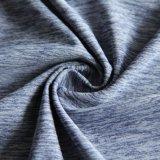 Cation nylon teints/polyester de haute qualité jersey fin d'étirement pour T-Shirt/Sportswear/sous-vêtements